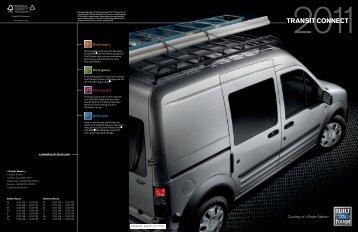 2011 Transit Connect Brochure - Boyer Trucks