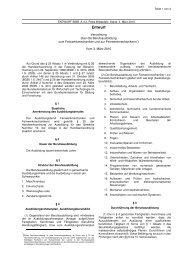 Berufsausbildungsverordnung Feinwerkmechaniker - Wir gestalten ...