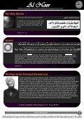 Al Noor Newsletter - Majlis Khuddamul Ahmadiyya UK Majlis ... - Page 2