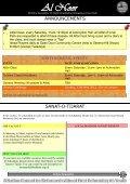 Al Noor Newsletter - Majlis Khuddamul Ahmadiyya UK Majlis ... - Page 4