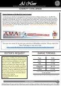 Al Noor Newsletter - Majlis Khuddamul Ahmadiyya UK Majlis ... - Page 7