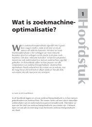 Wat is zoekmachine- optimalisatie? - Van Duuren Media