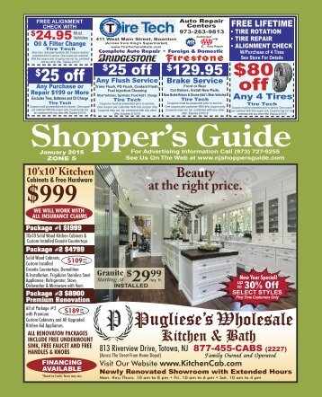 FREE - The Shopper's Guide