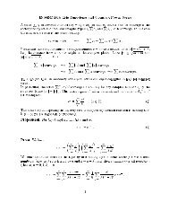 Exponentials, Trig Functions, and complex Power Series A series d ...