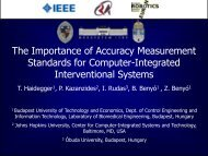 The Importance of Accuracy Measurement Standards for Computer ...