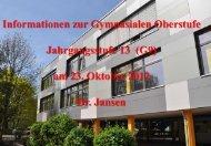 2-fach - Gymnasium Baesweiler