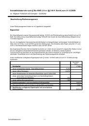 (iVm §§ 319 ff. SolvV) zum 31.12.2009 - Allgäuer Volksbank eG ...