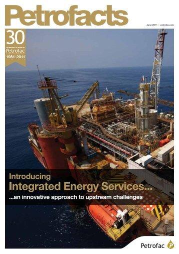 June 2011 | petrofac.com - Petrofac Emirates