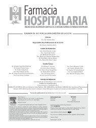 Estandarización del soporte nutricional especializado Grupo de ...