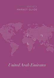 United Arab Emirates - Luxury Society