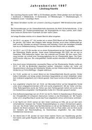 Jahresbericht 1997 als PDF-Datei - bei der Freiwilligen Feuerwehr ...