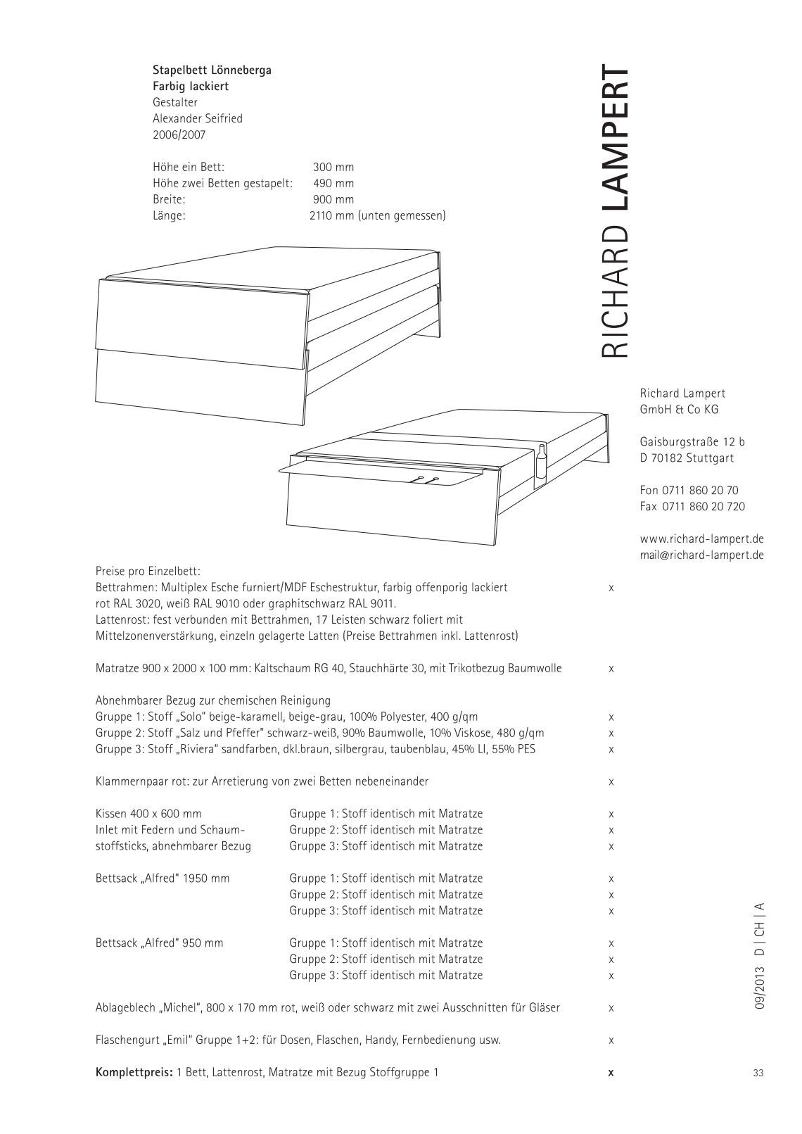 9 free magazines from richard lampert de. Black Bedroom Furniture Sets. Home Design Ideas