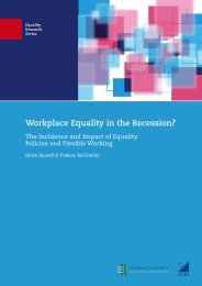 Workplace Equality in the Recession.pdf - National University of ...