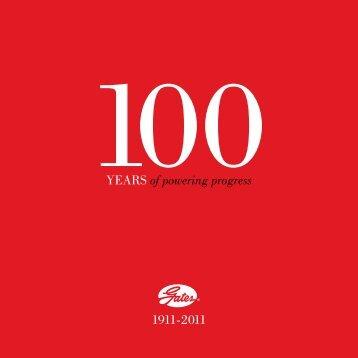 100 - Gates Corporation