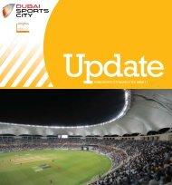DUBAI SPORTS CITY NEWSLETTER ISSUE 11