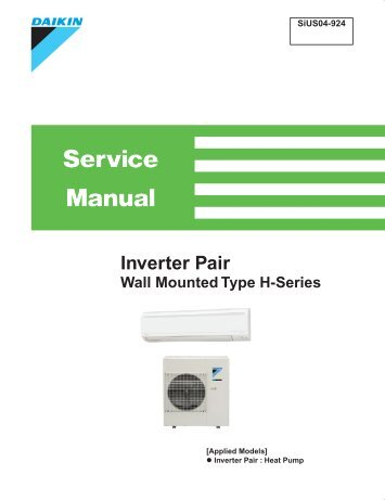 Lennox Heat Pump Service Manual