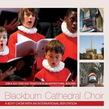 Blackburn Cathedral Choir