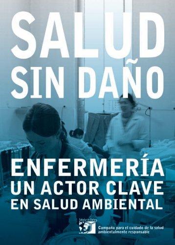 Enfermería - Salud Sin Daño