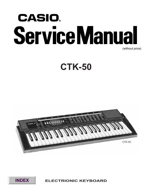 Casio CTK50 service manual.pdf - warning will robinson