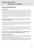 Dorfziitig Juni 2013 - Gemeinde Winkel - Page 3