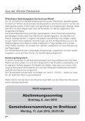 Dorfziitig Juni 2013 - Gemeinde Winkel - Page 6