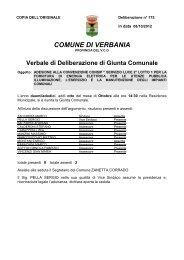 175 - adesione alla convenzione consip