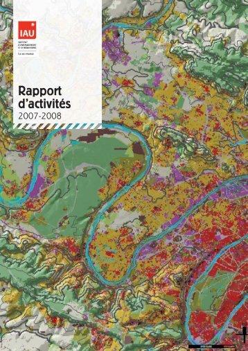 Rapport d'activités - IAU îdF