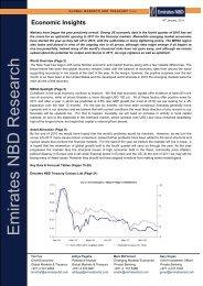 Economic Insights - Emirates NBD