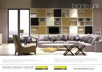 Bronte Bookcase - Beyond Furniture