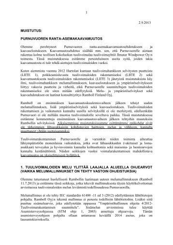 1 27.4.2012 MUISTUTUS: PURNUVUOREN ... - Hartolan kunta