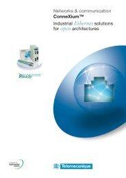 Download ConneXium Brochure - Schneider Electric