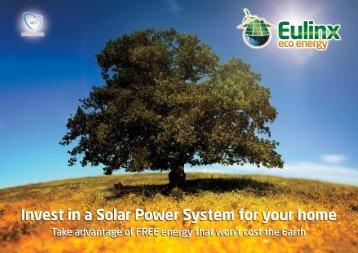 Eulinx Energy Brochure