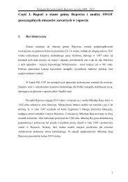 Strategia Rozwoju Gminy Rejowiec na lata 2008 - 2015 3 ... - SEP