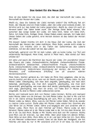 Das Gebet f  r die neue Zeit pdf