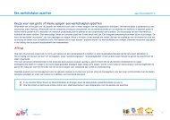 Een werkdrukplan opzetten Checklist Aftrap Sturen op ...