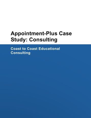 consulting case studies prep