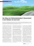 E-Government Schweiz - Der Weg ist noch weit - eZürich - Page 2