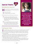 First Steps Program: Making Strides in Early Intervention - Page 3