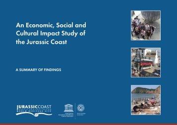 Economic Impact Study 4.4:Layout 1 - Jurassic Coast