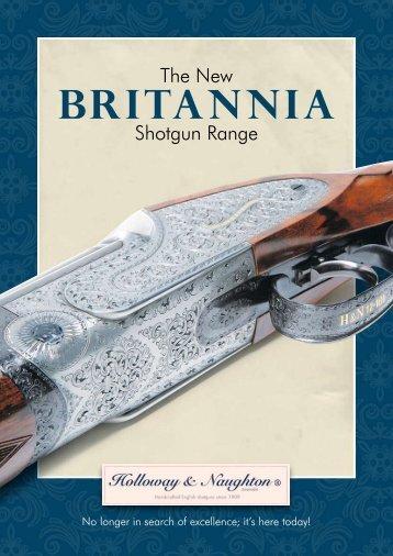 Britannia Brochure - Holloway and Naughton