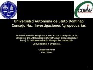 Presentación - CEDAF