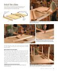 Extension Dining Table - Page 7