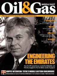 ENGINEERING THE EMIRATES - Petrofac Emirates
