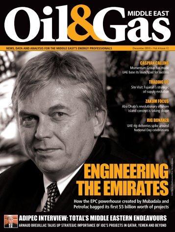 ENGINEERING THE EMIRATES - Petrofac Emirates