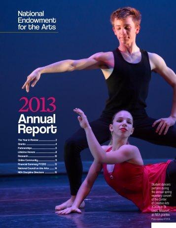 2013-NEA-Annual-Report