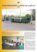 Op bezoek in Brussel 60 jaar RET en MR 1 ... - Stichting RoMeO - Page 3