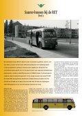 Op bezoek in Brussel 60 jaar RET en MR 1 ... - Stichting RoMeO - Page 6