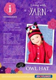 OWL HAT - Spotlight Promotions