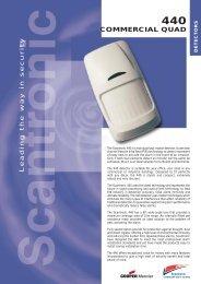 commercial quad 440 - Cooper Security