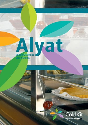 Alyat - Equipamento de self-service - Coldkit